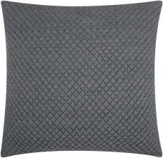 """COUTURE NAT HIDE PD280 GREY 20"""" x 20"""" THROW PILLOW"""
